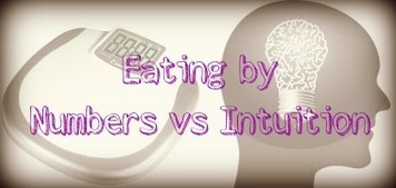 Mind over Numbers for Weight Loss (guest post) | MizFitOnline | HAPI Eating | Scoop.it