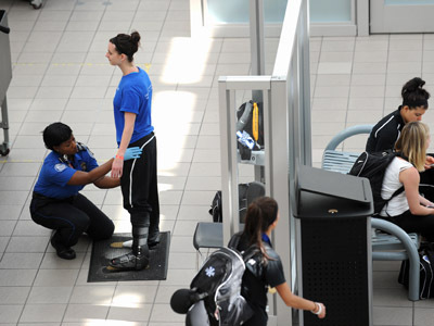Woman convicted of battery for protesting TSA pat-down — RT | Daily Crew | Scoop.it