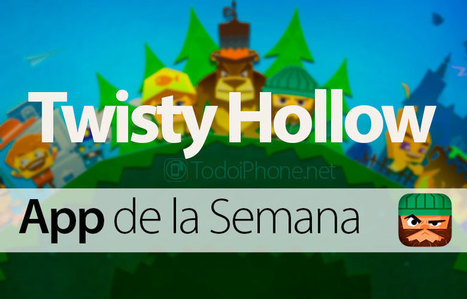 Twisty Hollow - App de la Semana en iTunes | Edu-Recursos 2.0 | Scoop.it