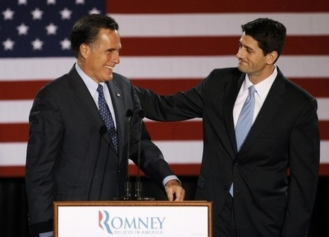 Mitt Romney will name Paul Ryan as his VP. Here's what that means.   Coffee Party News   Scoop.it