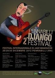 Pennabilli Django Festival 28-29-30 dicembre. Festival di Musica ...   BOUDOIR MANOUCHE come back in PALERMO!   Scoop.it