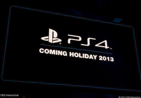 Sony PlayStation 4 | Technology News & Updates | Scoop.it
