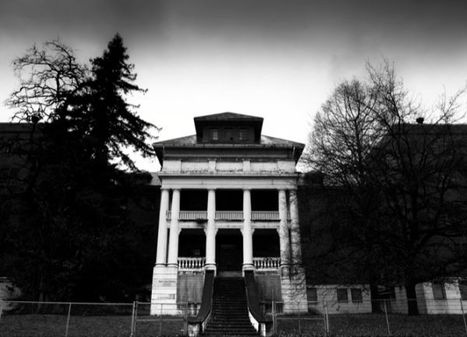 6 Abandoned Buildings From Italy to Canada   Urban Ghosts Media   Modern Ruins, Decay and Urban Exploration   Scoop.it