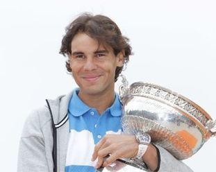 Roland Garros 2013 : Rafaël Nadal ne s'arrêtera pas à 8 victoires - PKTennis | PK Tennis News | Scoop.it