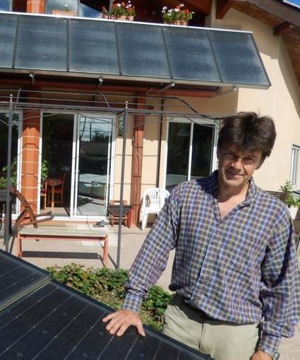Architecture bioclimatique : «Cette maison bio qui rapporte gros» - LaDépêche.fr   Energies Environnement Innovations   Scoop.it