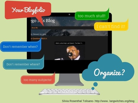 Blogs and Labels are about Information Literacy | Web Tools in Education | Scoop.it