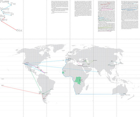 14 Fascinating Maps of Places Hiding In Plain Sight - Gizmodo | Cartography | Scoop.it