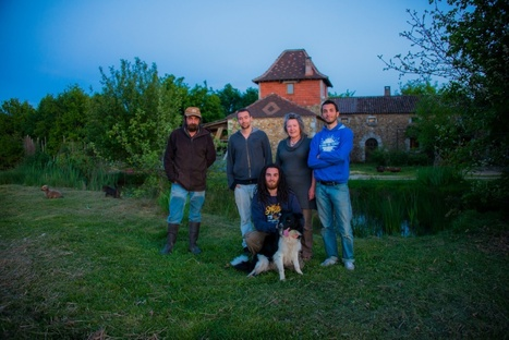 Irène et Fabrice, autonomes dans un havre de permaculture ... | Permaculture en France | Scoop.it