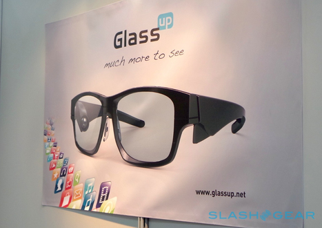 GlassUp sfida i Google Glass | ToxNetLab's Blog | Scoop.it