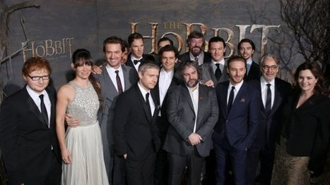 Inside 'The Hobbit: The Desolation of Smaug' Premiere: Middle Earth Comes to Hollywood | 'The Hobbit' Film | Scoop.it
