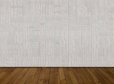Le mur des jubilations – IchetKar   design-beton   Scoop.it