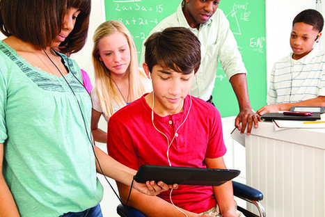 The Surprising Ways BYOD, Flipped Classrooms, and 1-to-1 Are Being Used in the Special Ed Classroom -- THE Journal | The 21st Century | Scoop.it