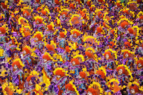 The Colourful Rio Carnival   CMYK – A wide range of amazing colour!   Scoop.it