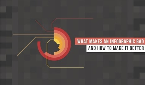 What Makes An #Infographic Bad And How To Make It Better | Complexity Science | Scoop.it