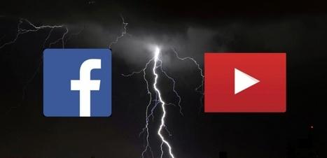 Entre Facebook et YouTube, la guerre de la vidéo est déclarée | Un bruit qui court... | Scoop.it