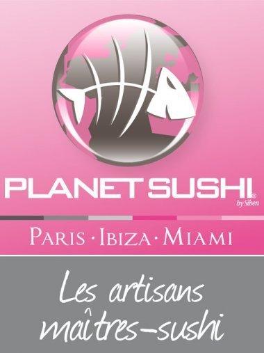 Planet Sushi donnera des cours de cuisine à Franchise Expo Paris - Stand L31-M32 | Actualité de la Franchise | Scoop.it