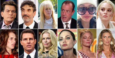 Who Hates Who In Hollywood? The 25 Dirtiest Celebrity Feuds | Photos4Share | Scoop.it