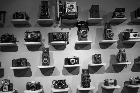 Decorate your home with your vintage camera collection - Buy 120 film - The Photography Blog | L'actualité de l'argentique | Scoop.it