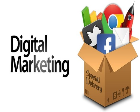 Digital Marketing | CG Mantra  - Animation Institute in Delhi | Scoop.it