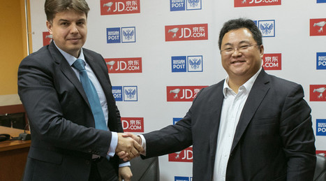 China's e-commerce firm JD.com picks Russian Post for first home deliveries | Ecommerce logistics and start-ups | Scoop.it