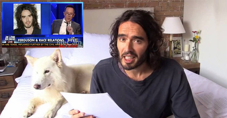 'Leftist Commie Scum' Russell Brand Hilariously Destroys FOX News In Ongoing Feud (VIDEO) | Daily Crew | Scoop.it