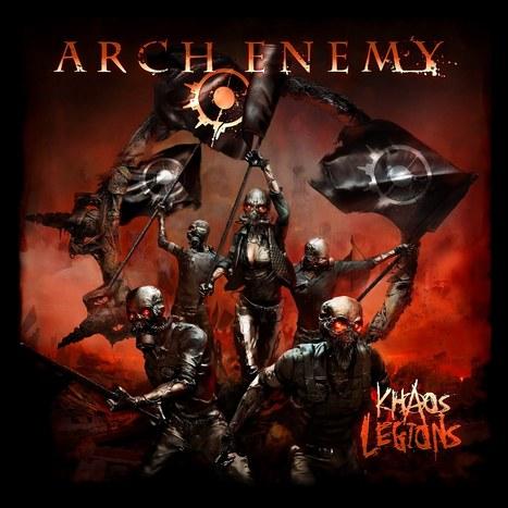 (CZ) Arch Enemy - Khaos Legions (2011) (320kbps) (MediaFire) - Taringa! | Rock-on | Scoop.it