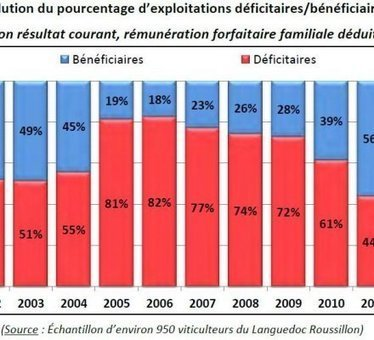 Languedoc-Roussillon : le CER Méditerranée confirme la reprise des exploitations - Vitisphère | Chimie verte et agroécologie | Scoop.it