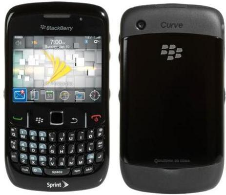 ...Soyez les tout premiers à l'avoir en CDMA ; Blackberry CURVE 8530 ! | ...!a VoIP, votre moyen sûr de Gain de Productivité et d'Efficacité ! | Scoop.it