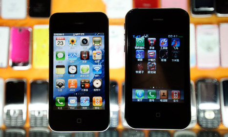 That Fake iPhone Is Probably Full of Lead   Mobile for Development.    Le mobile pour le développement.   Scoop.it