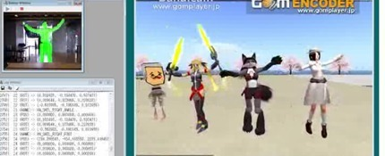 Kinect Brings Real Time Animation To Second Life | The Metaverse Tribune | Machinimania | Scoop.it