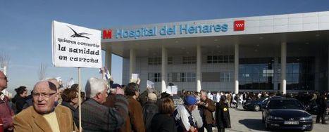 Madrid tuvo que rescatar en 2010 a sus hospitales de gestión semiprivada | Geatión Deportiva | Scoop.it