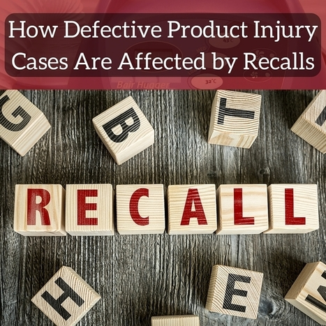How Defective Product Injury Cases Are Affected by Recalls - Lundy Law | Home Improvement, Modular Construction, Modular Buildings, Prefabricated Building | Scoop.it