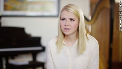 Elizabeth Smart: Pornography made my living hell worse - CNN Video | Gender and Crime | Scoop.it
