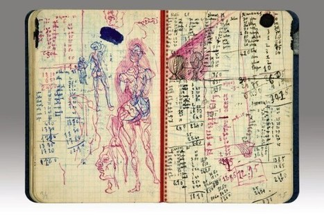 Buy Salvador Dalí's unpublished notebook | Books, Photo, Video and Film | Scoop.it