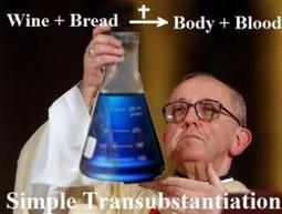 Pope Francis has a Master's Degree in Chemistry! | Journalism | Scoop.it