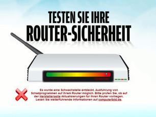 Router-Sicherheitslücken entdeckt: So testen Sie Ihr Gerät - COMPUTER BILD | Security-News | Scoop.it