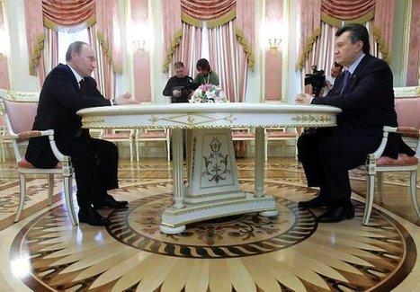 O czym Janukowycz rozmawiał z Putinem w Soczi? Plotki o podpisie - Gazeta Wyborcza | Białoruś a UE | Scoop.it