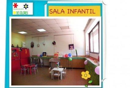 Otra forma de celebrar cumples de niños: Pintacumpleaños en De Colores, en Alcobendas | todoarte | Scoop.it