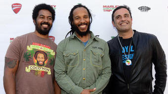 Ziggy Marley plays music for motorheads in mountains | music | Scoop.it