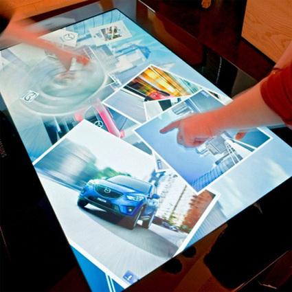 La digitalisation du point de vente, quatre exemples réussis ! | Digital Retail Marketing | Scoop.it