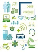 Les chiffres clés de l'offre de soins - Ministère de la Santé | De la E santé...à la E pharmacie..y a qu'un pas (en fait plusieurs)... | Scoop.it