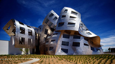 Lou Ruvo Center for Brain Health by Frank Gehry - Dezeen   Frank Gehry   Scoop.it