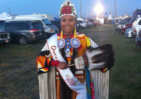 A Young Role Model: Miss Eastern Shoshone Indian Days Queen   Cherokee Native American Indian History News Jewelry   Scoop.it