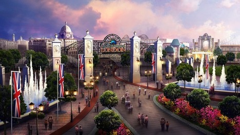 'Doctor Who' and 'Sherlock' rides could feature at new £2 billion theme park | Tourism Innovation | Scoop.it