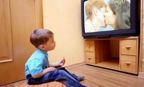 La televisión y los niños: Ver la tele con moderación - | Recull diari | Scoop.it