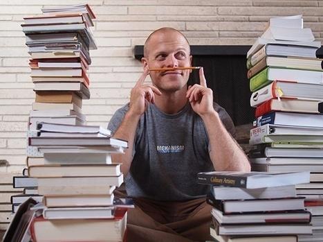 Apprendre à apprendre : la recette de Tim Ferriss | DocDocDoc ! | Scoop.it
