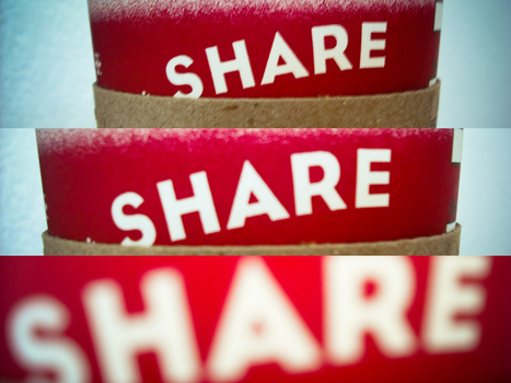 Sharing Is the Economy of the Future | @FoodMeditations Time | Scoop.it