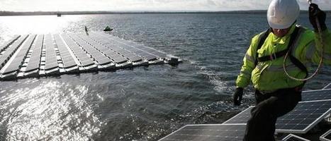 La planta solar flotante más grande del mundo tendrá 23.000 paneles solares | Infraestructura Sostenible | Scoop.it