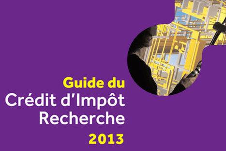 Guide du crédit d'impôt recherche 2013 - MESR : enseignementsup-recherche.gouv.fr   LaLIST Veille Inist-CNRS   Scoop.it
