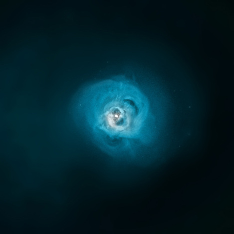 A possible signal from dark matter? | Amazing Science | Scoop.it